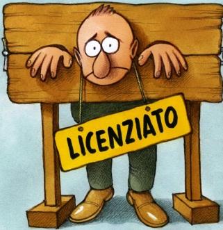 Legittimo licenziare il lavoratore assente ingiustificato for Licenziamento per giusta causa