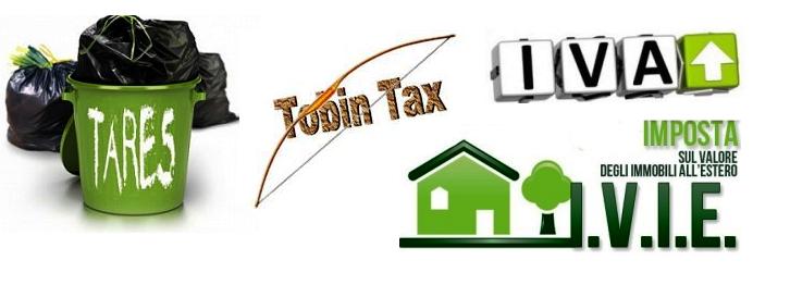 Photo of In arrivo per il 2013 tre nuove tasse: Tobin, Ivie e Tares ed aumento dell'Iva al 22%