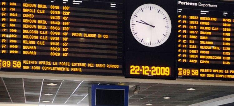 Photo of Biglietto del treno da rimborsare sempre, anche per ritardo da forza maggiore