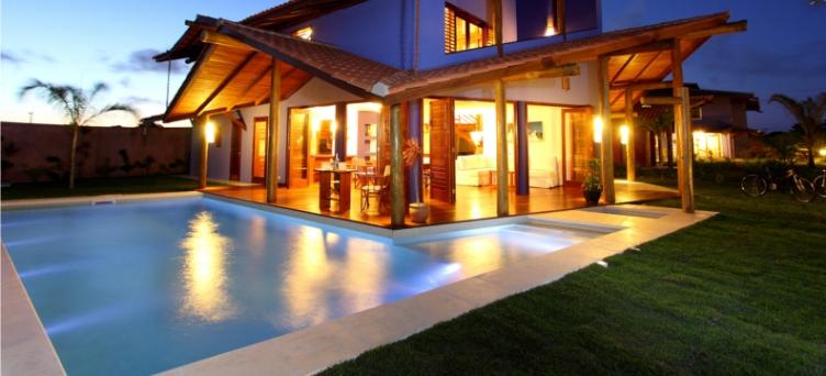 Abitazioni di lusso per la superficie utile irrilevante for Lusso per la casa dei sogni