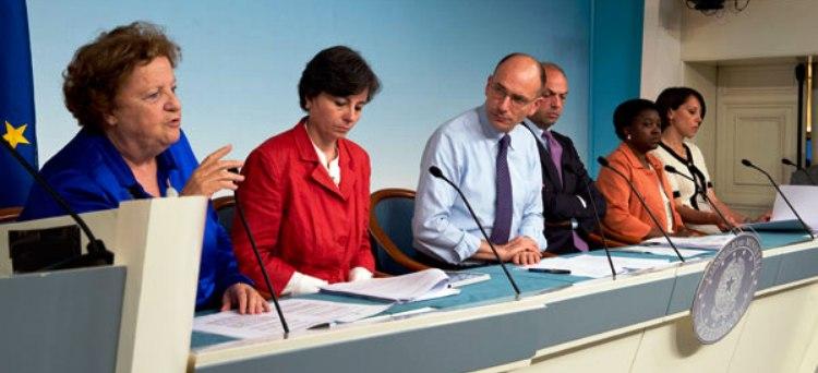 Photo of I redditi di ministri e sottosegretari del governo Letta