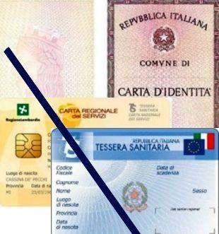 La tessera unica che conterrà carta d'identità elettronica e tessera sanitaria, un solo tesserino sullo stesso supporto, potrebbe diventare realtà. Almeno sulla carta