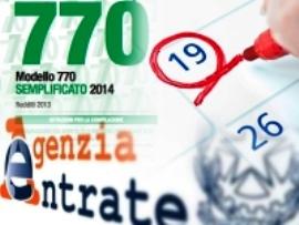 Modello 770 2015 i commercialisti chiedono la proroga for Scadenza modello 770