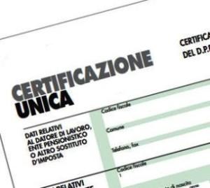 Certificazione unica per le ritenute - Certificazione lavoro autonomo provvigioni e redditi diversi ...
