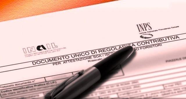 Definizione agevolata e durc regolarit contributiva con for Inps servizi per aziende e consulenti