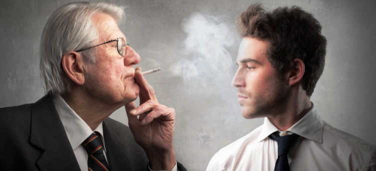 Il tumore del polmone originato dal fumo passivo è stato incluso fra le cause di riconoscimento di malattia professionale tutelata dall'INAIL