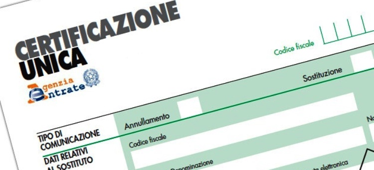 L'Agenzia delle Entrate ha reso disponibile il nuovo software di controllo e di compilazione della Certificazione Unica 2016