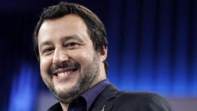 """Photo of Fisco: Salvini (vicepremier), """"lavoriamo ad una pacificazione che aiuti più italiani, a giorni in Parlamento"""""""
