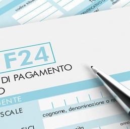 Versamento addizionale Ires: i codici da indicare nel modello F24