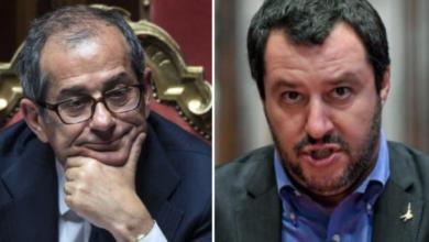 """Photo of Flat tax, disaccordo Tria-Salvini sulle cifre. Poi la nota: """"Diciamo la stessa cosa"""""""